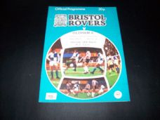Bristol Rovers v Oldham Athletic, 1978/79